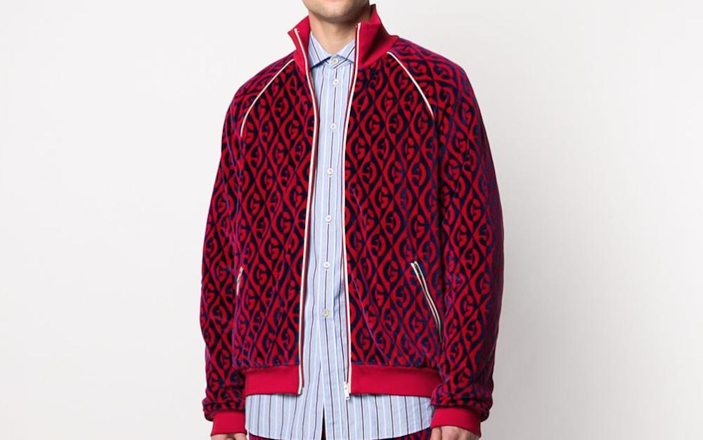 PAUSE or Skip: Gucci Rhombus GG Jacket