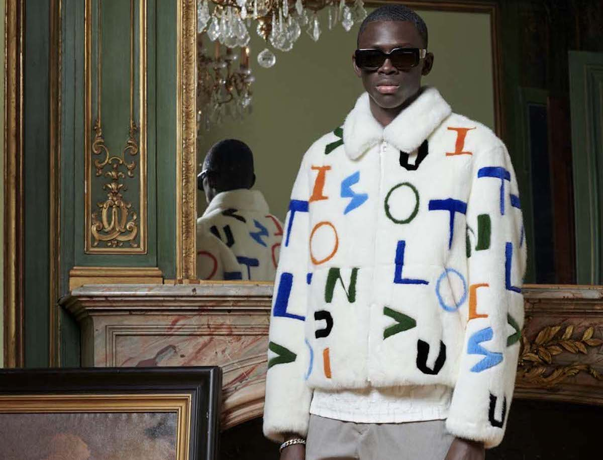 Virgil's Latest for Louis Vuitton Unveiled with AW20′ Pre-Collection Lookbook