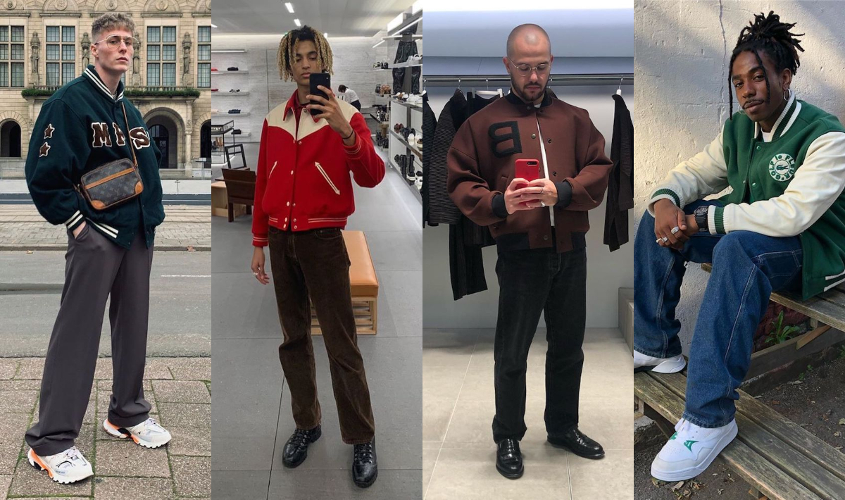 PAUSE Highlights: 8 Teddy/Varsity Jackets for your Consideration
