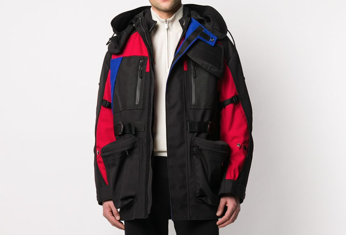PAUSE or Skip: Burberry Layered Padded Coat