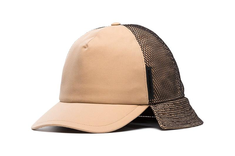 PAUSE or Skip: Burberry's Mesh Finished Trucker Flap Hat