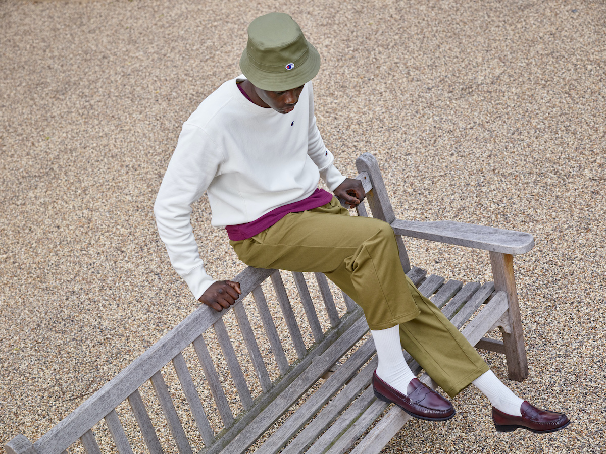 Champion Serve SS20′ Essentials in latest Lookbook
