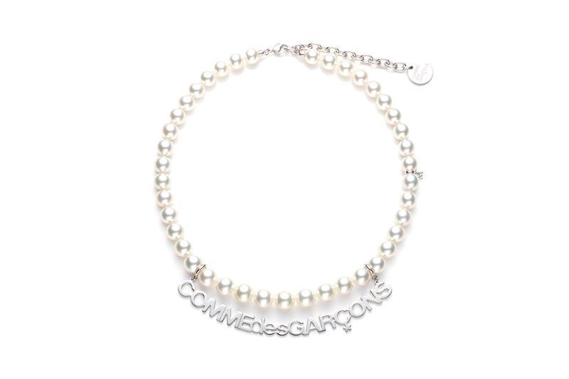 PAUSE or Skip: COMME des GARÇONS' Pearl Necklace Collection