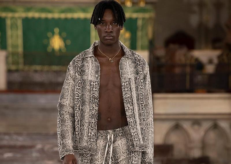 PFW: LAUNDERED WORK CORPS. x Offset Autumn/Winter 2020 Collection