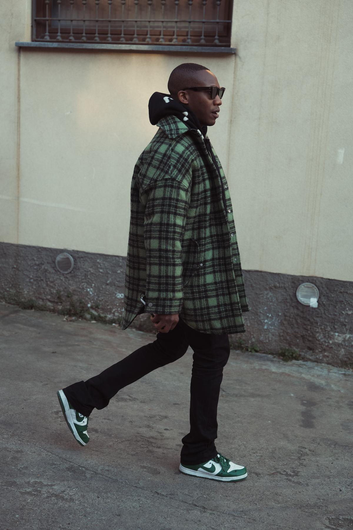 Street Style Shots: Milan Fashion Week Men's Day 1