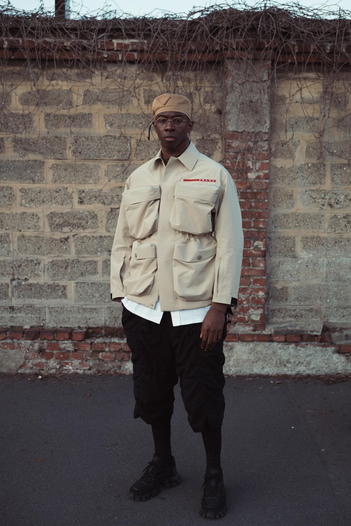Street Style Shots: Milan Fashion Week Men's Day 2