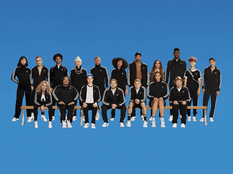adidas Originals & Jonah Hill Unveil Change Is a Team Sport Campaign