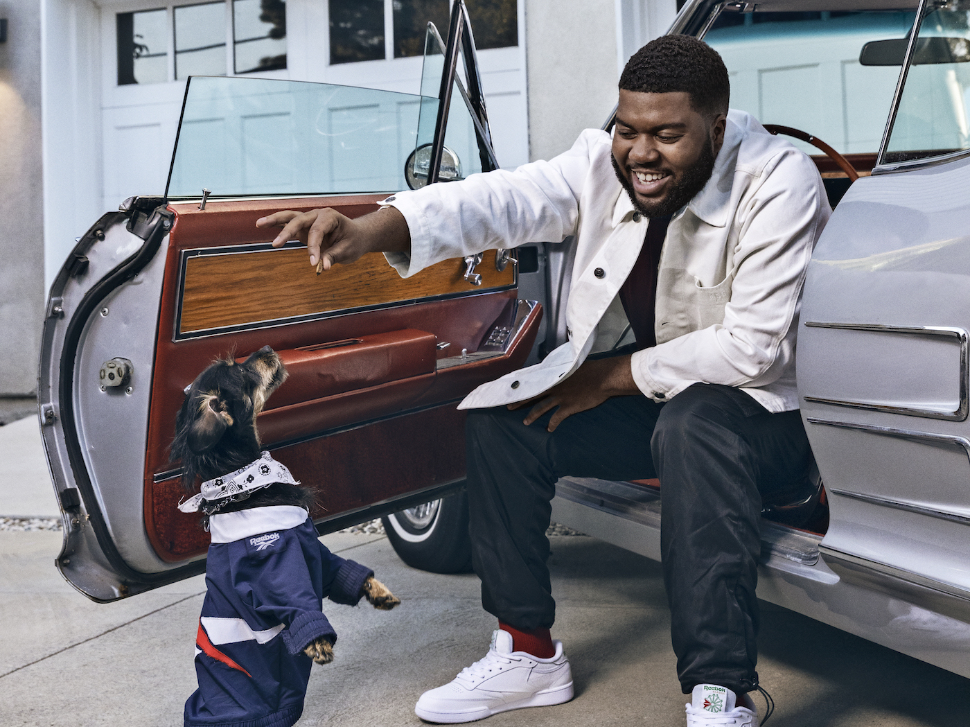 Reebok & Grammy Nominated Singer Khalid Announce Global Partnership