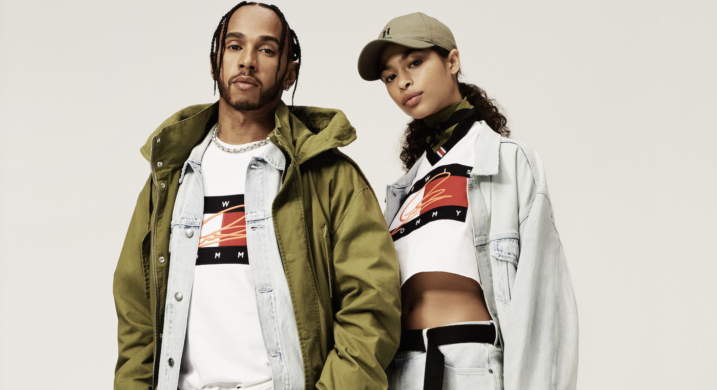 TOMMY HILFIGER Reveals Spring 2020 TOMMYXLEWIS Collection