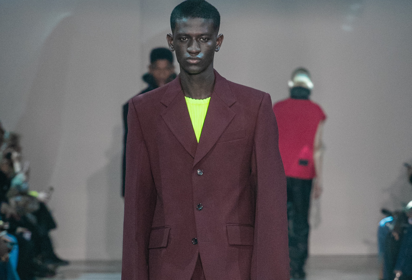 PFW: WE11DONE Autumn/Winter 2020 Collection