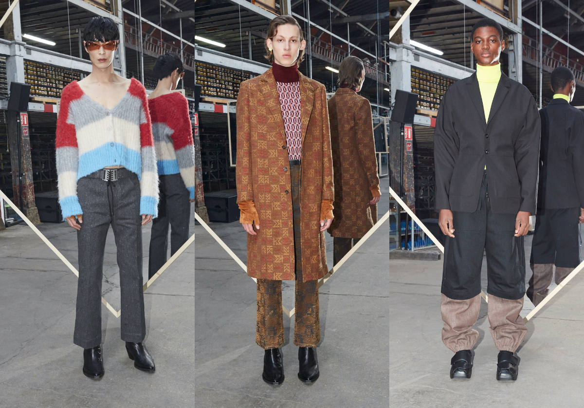PFW: Maison Kitsuné Autumn/Winter 2020 Collection