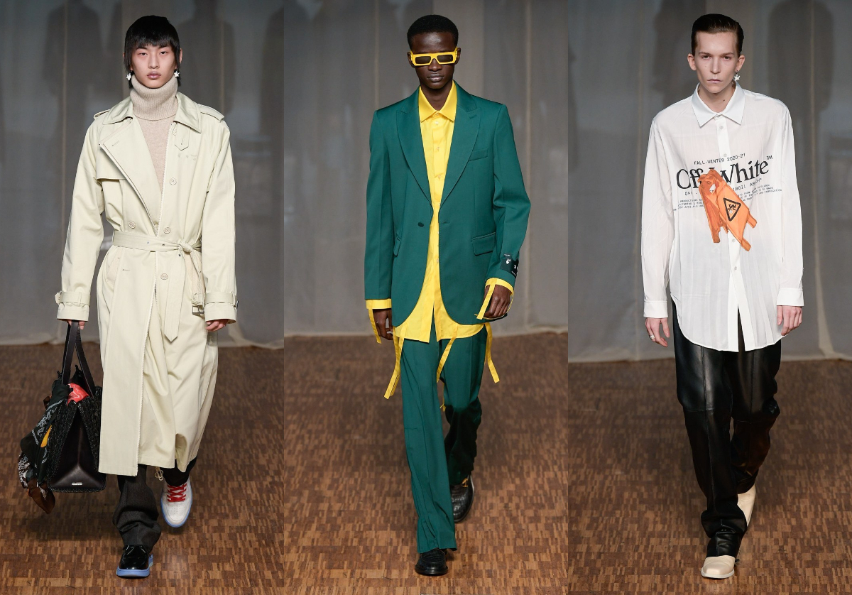 PFW: OFF-WHITE Autumn/Winter 2020 Collection