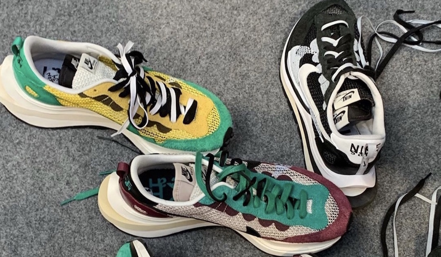 PAUSE or Skip: Sacai x Nike's Latest Sneaker Collaboration