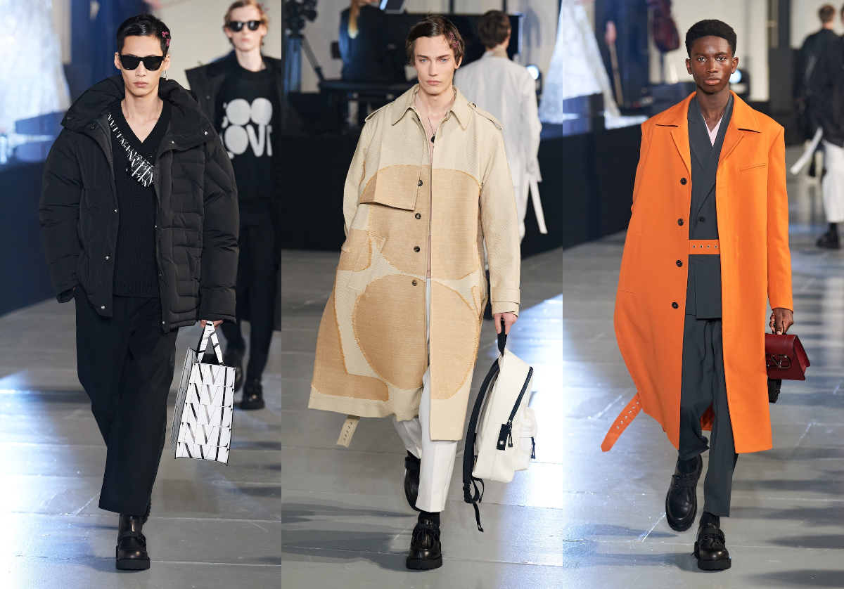 PFW: Valentino Autumn/Winter 2020 Collection