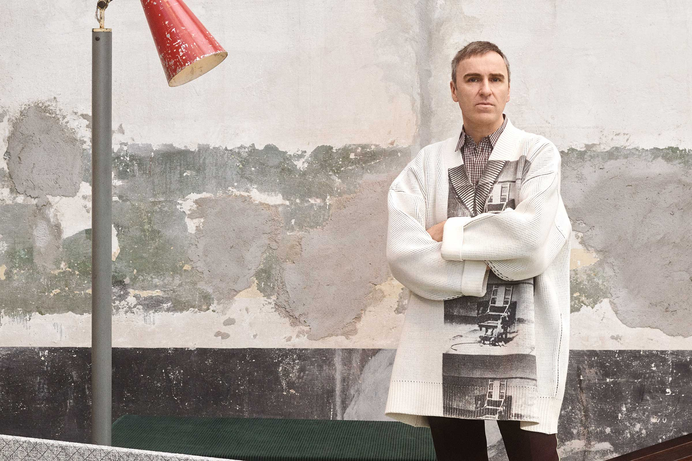 Raf Simons Joins The house of Prada