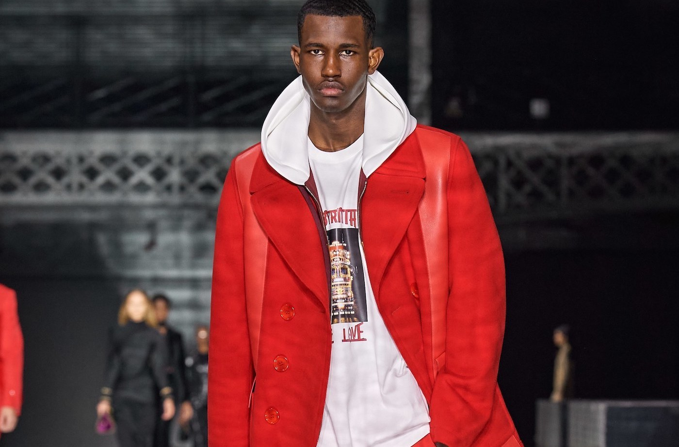LFW: Burberry Autumn/Winter 2020 Collection