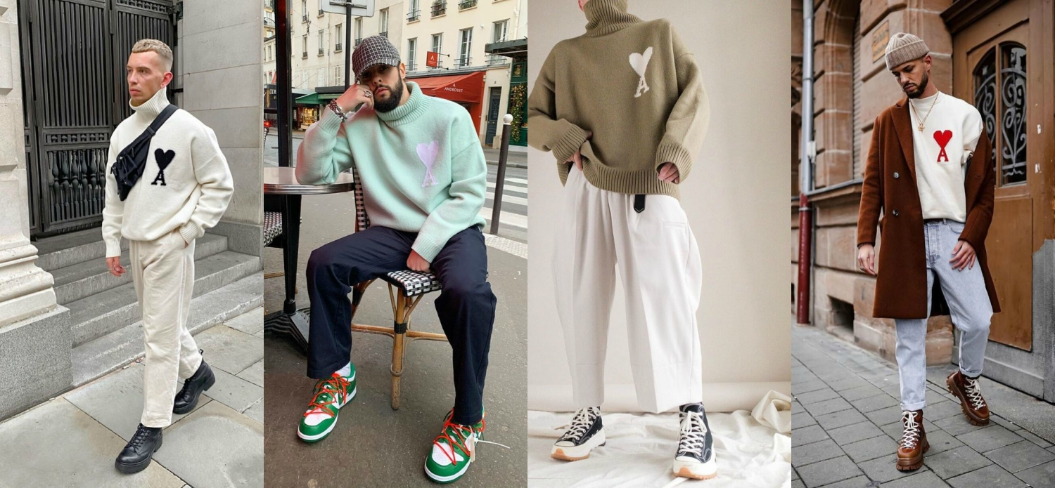 PAUSE Highlights: The AMI Paris Sweater