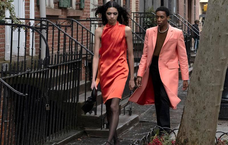 Helmut Lang Takes To New York City For New AW20 Campaign