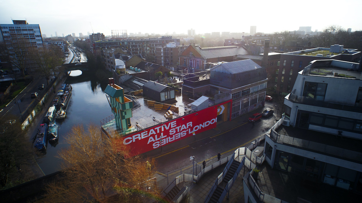 Converse Creative All Star Series Launches in London