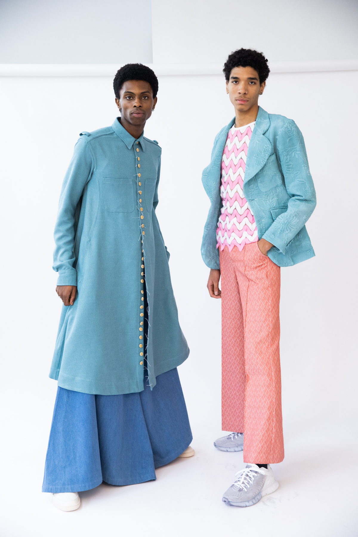 NYFW: Kenneth Nicholson Autumn/Winter 2020 Collection – PAUSE ...