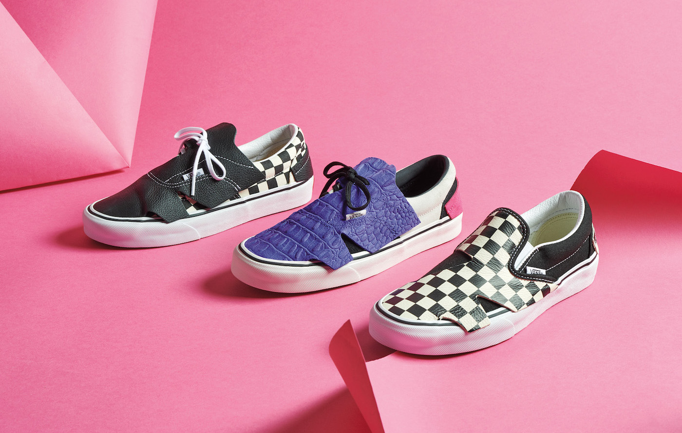 Vans Unveils Fresh Take on Era and Classic Slip-On Silhouettes