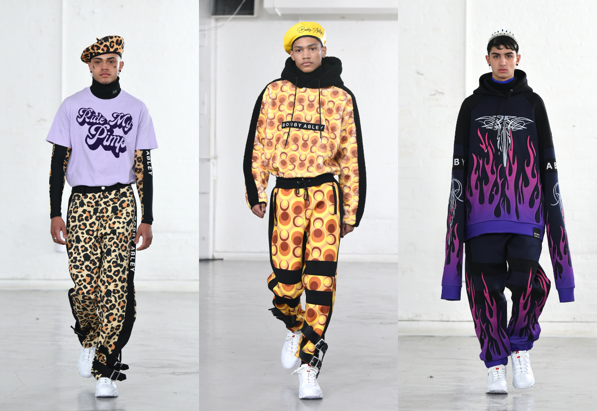 LFW: Bobby Abley Autumn/Winter 2020 Collection