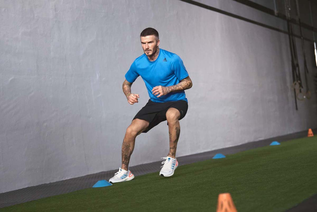 """adidas Tap David Beckham to Unveil All-Weather """"READY"""" Collection"""