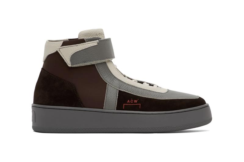 PAUSE or Skip: A-COLD-WALL*'s Corbusier Hi Sneaker