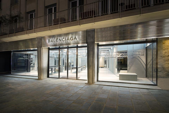 Balenciaga to Open New London Bond Street Flagship