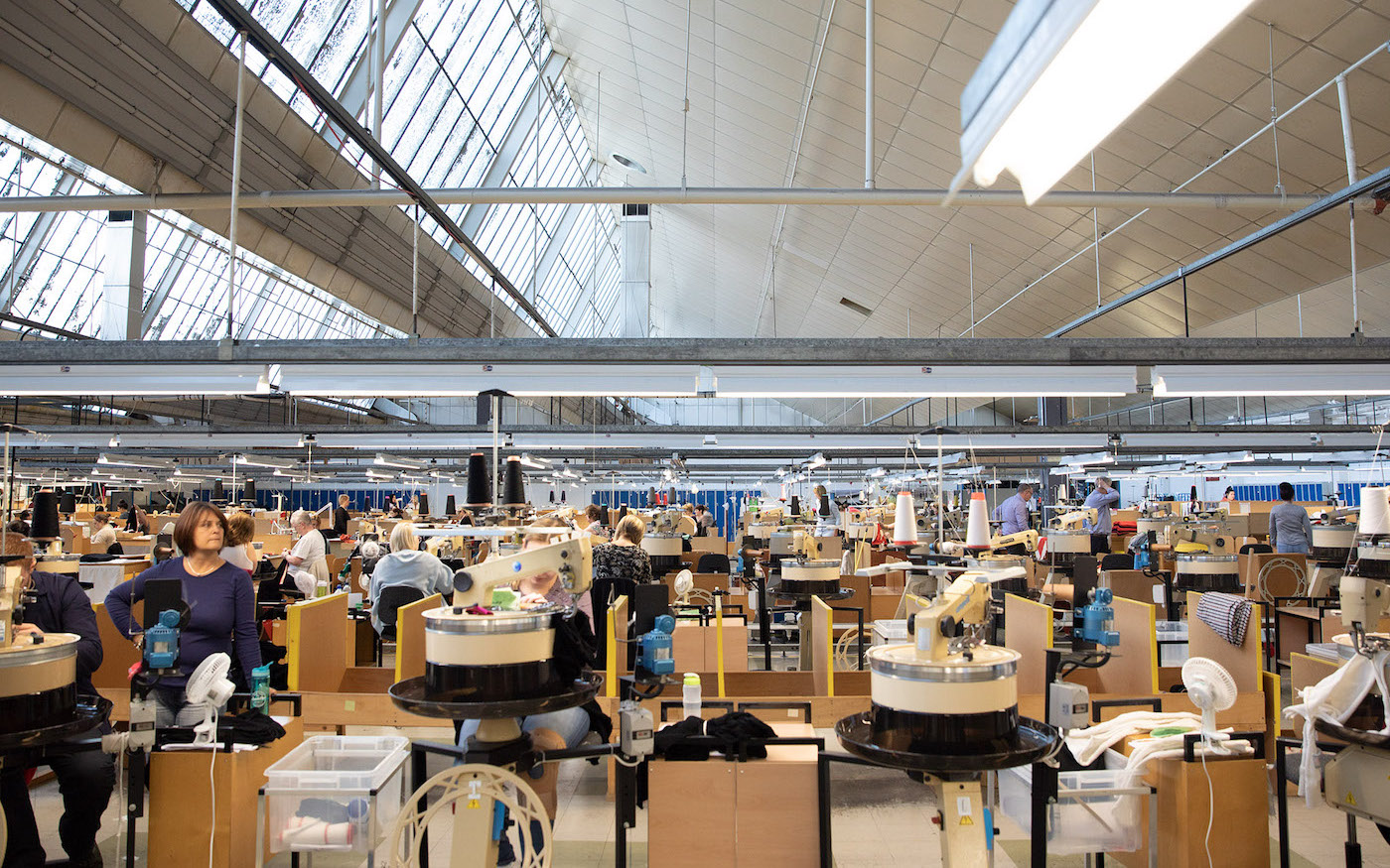 Chanel Announces Face Mask Production Efforts For COVID-19