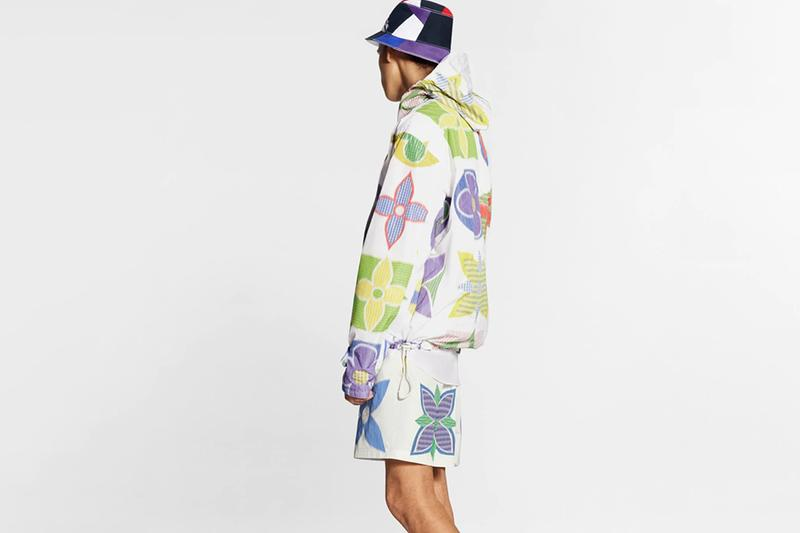 PAUSE or Skip: Louis Vuitton's Colourful Jumbo Monogram Windbreaker