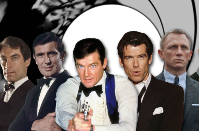 Dressed to Kill: Recreating James Bond's Style