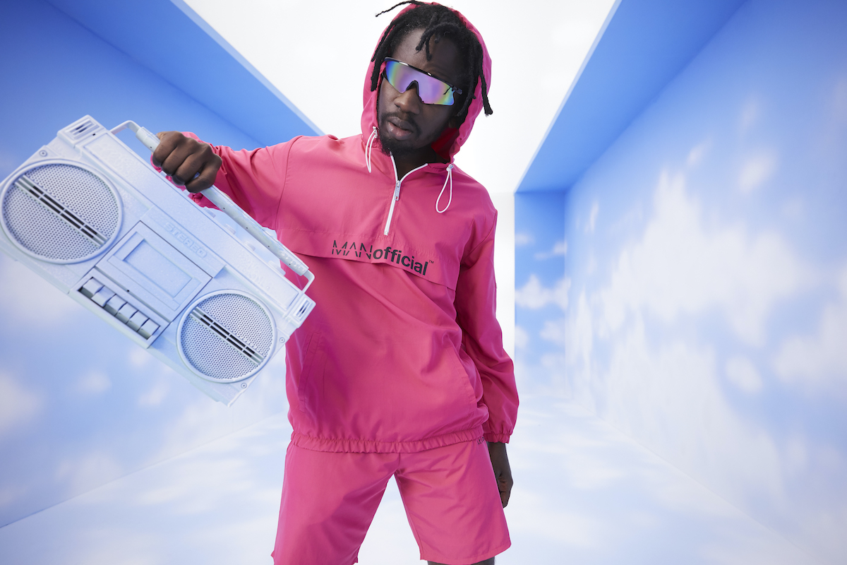 boohooMAN Unveil Vibrant SS20′ Tracksuit Edit with Mr Eazi