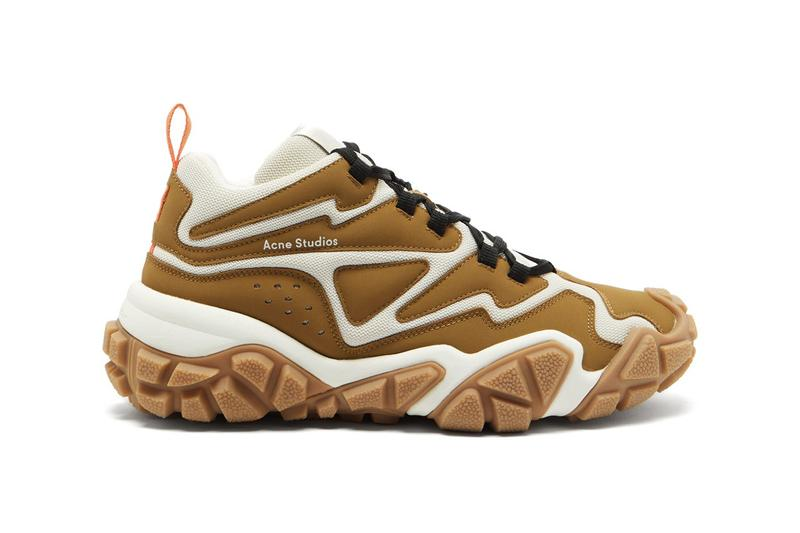 PAUSE or Skip: Acne Studios' Chunky-Sole Sneakers