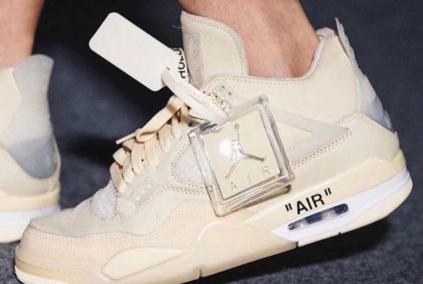 Off-White Jordan 4 01
