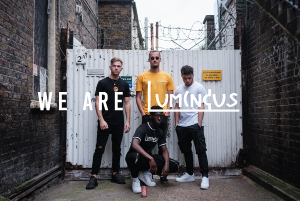 WE ARE LUMINOUS 00