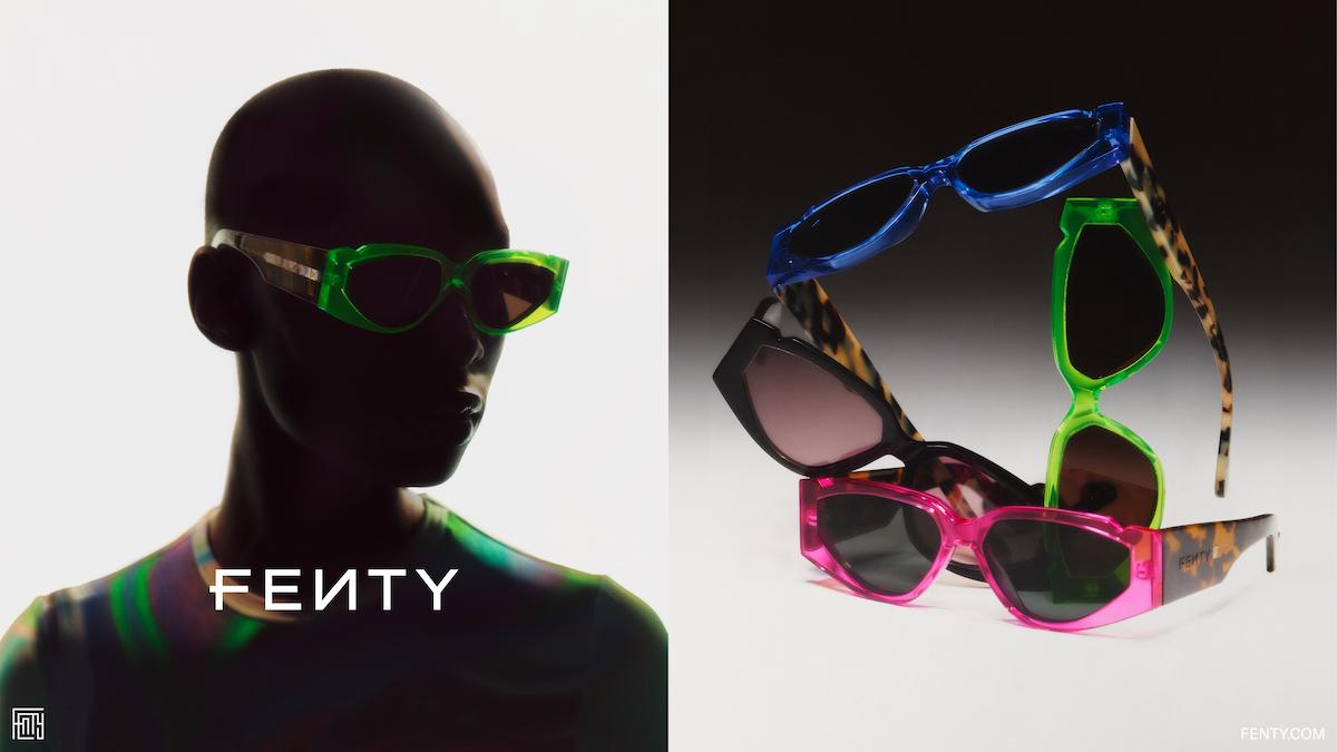 FENTY Drop Three new Sunglasses Styles for Spring/Summer 2020