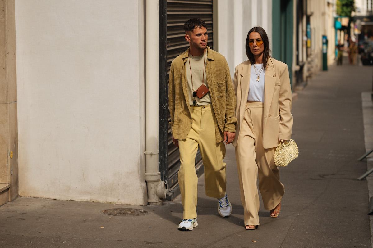 PAUSE Picks: @JaimeToutcheztoi Top 12 Best Fashion Week Outfits