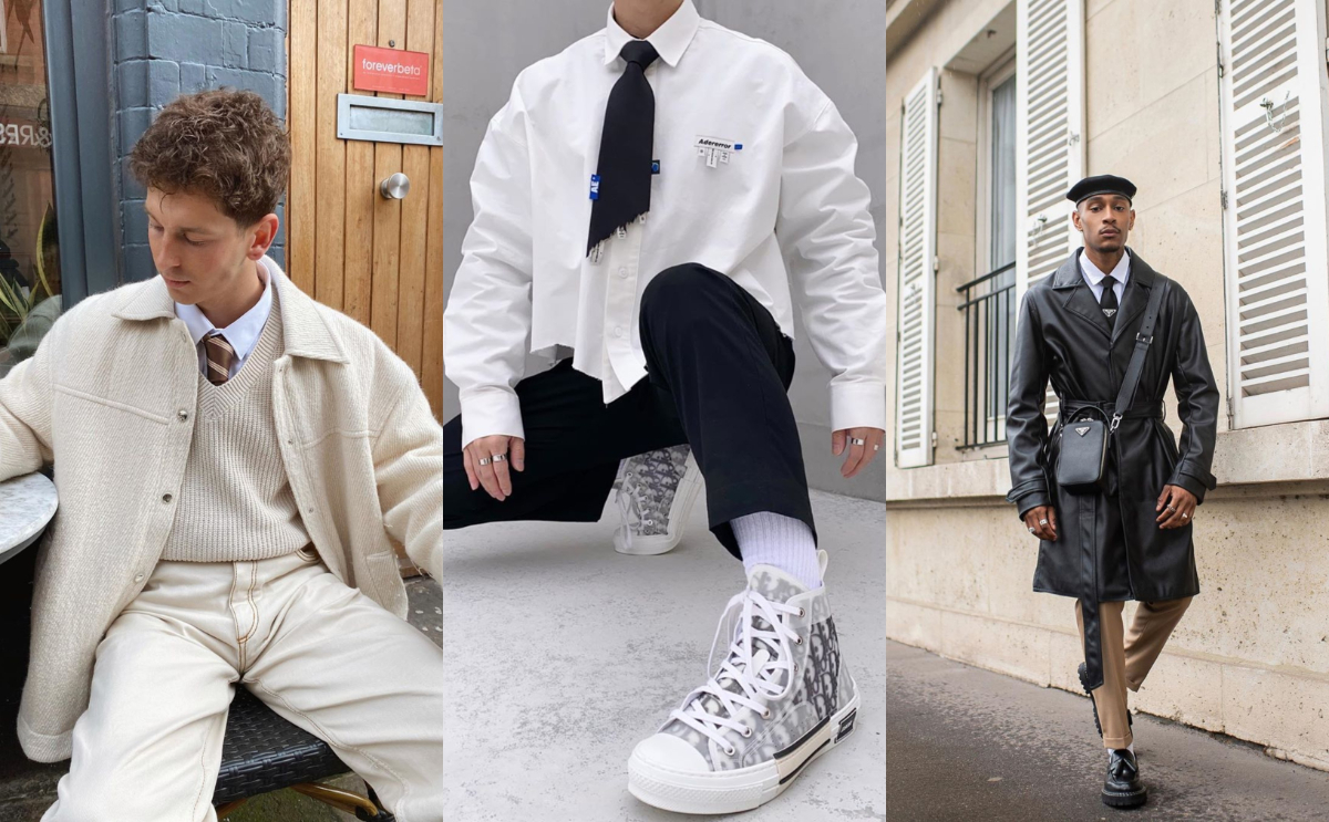 PAUSE Highlights: Styling a Shirt and Tie