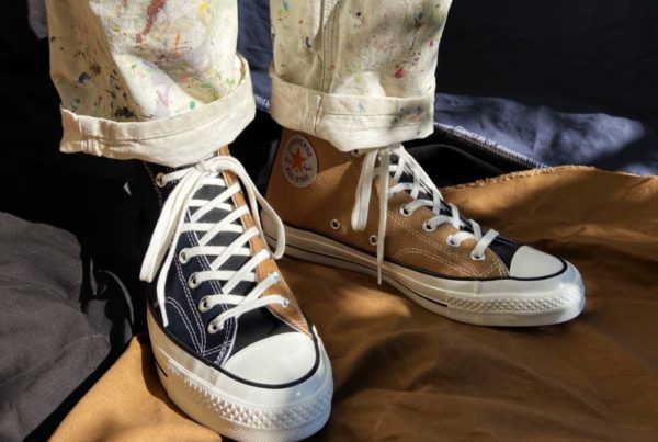 Converse x Carhartt WIP Renew_On Body