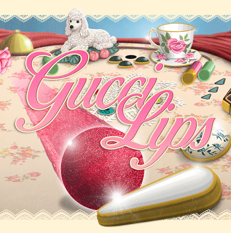 Gucci's App Drops Series of 70s & 80s Vintage Inspired Arcade Games
