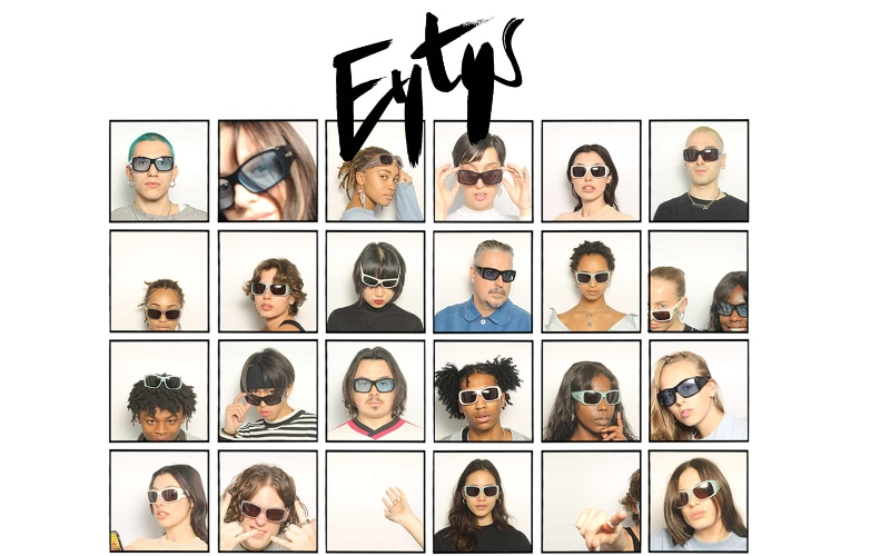 Eytys Make Eyewear Debut with Poison Sunglasses