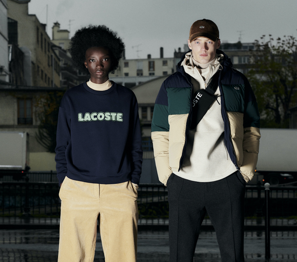 Lacoste Captures Parisian Elegance in AW20′ Collection Lookbook