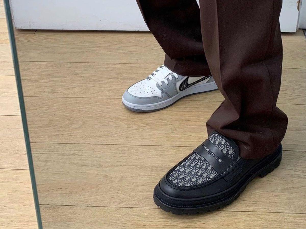 PAUSE or Skip: Dior Men's Oblique AW20′ Loafer