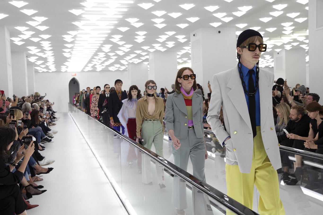 Gucci will no longer follow the Fashion Seasons