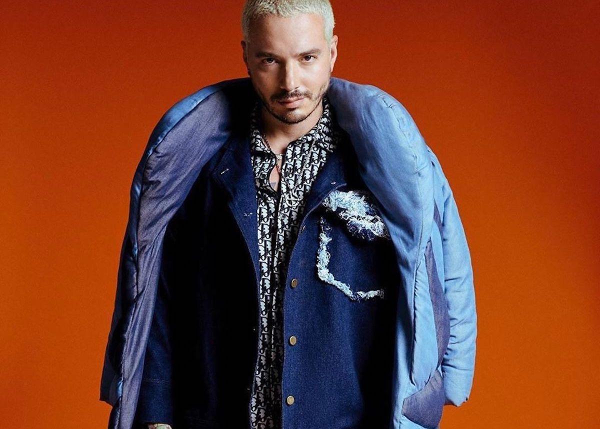 SPOTTED: J Balvin Dons Dior & Marc Jacobs for L'Officiel Hommes Thailand