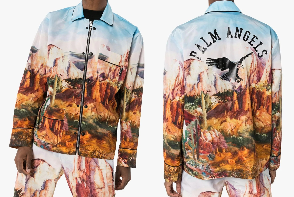 PAUSE or Skip: Palm Angels Canyon Jacket