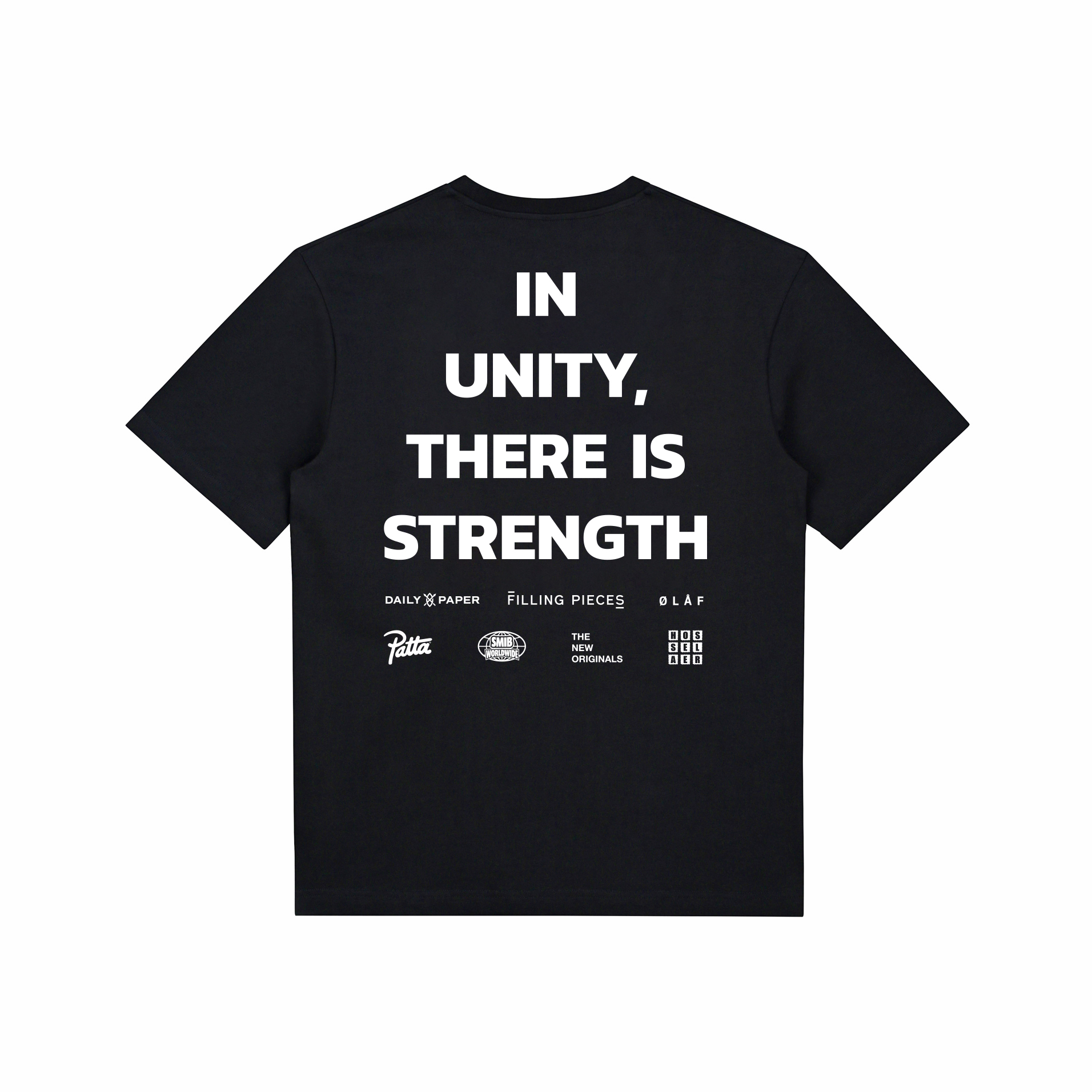 Black-Owned Amsterdam Brands unite for Charity T-Shirt