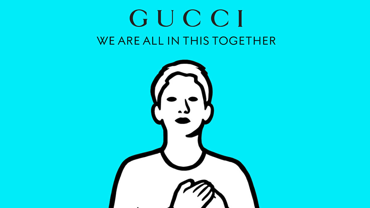 Gucci Relaunch Equilibrium Program to Promote Inclusivity and Sustainability