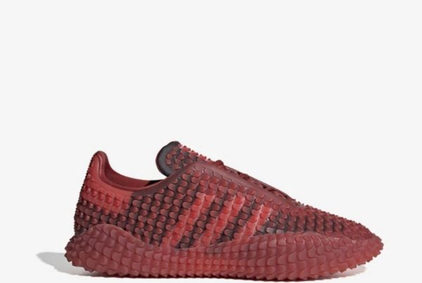 Browns adidas x Craig Green red Graddfa AKH sneakers £250
